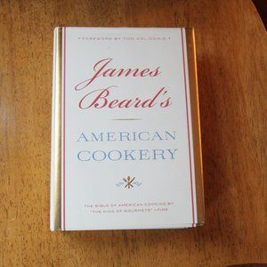 Cookbook: James Beard's American Cookery Hardcover